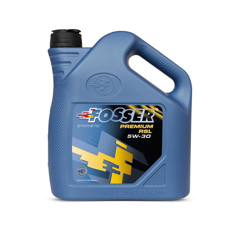 FOSSER Premium RSL 5W-30