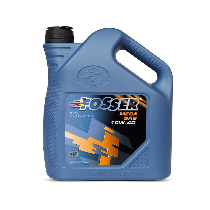 FOSSER Mega GAS 10W-40